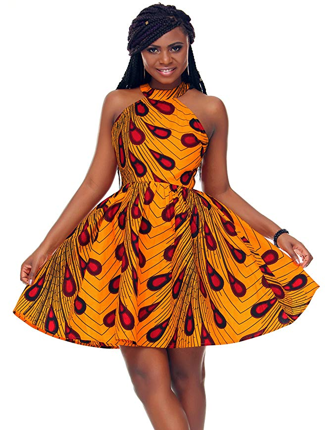 361faa4195 Who would have thought that African print clothes would look this good   Check out this