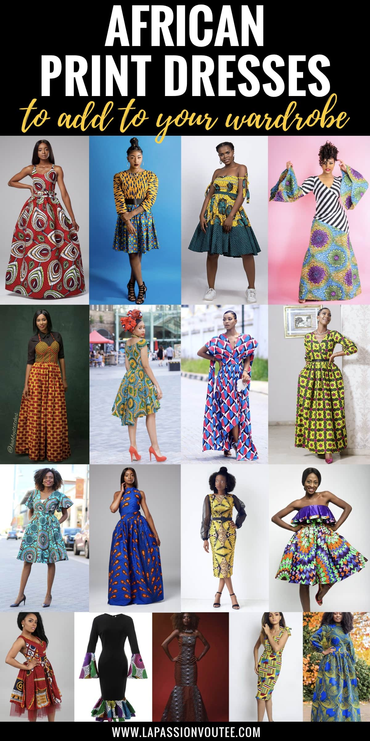 b411da3d66 50+ Best African Print Dresses [& where to get them]