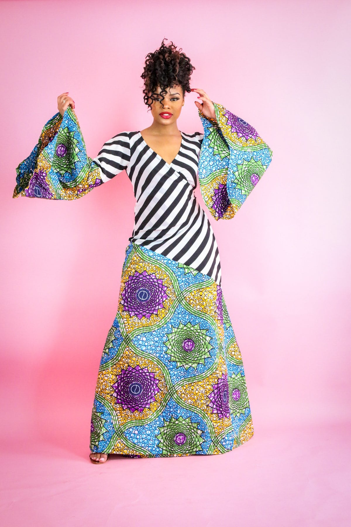 91645470a2 50+ best African print dresses | Looking for the best & latest African  print dresses