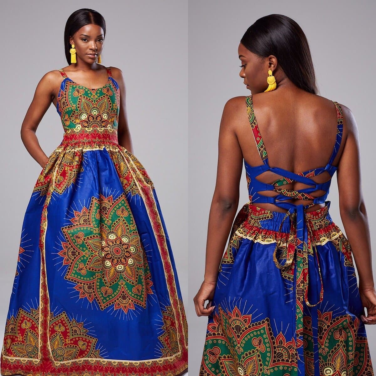watch best place super quality 50+ Best African Print Dresses [& where to get them]
