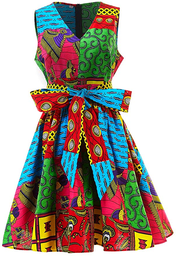 50 Best African Print Dresses Where To Get Them,Maxi Dress For Wedding Guest With Sleeves