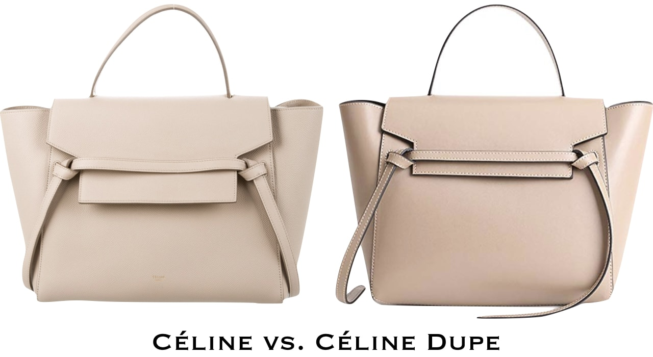 The Celine Belt Bag Dupe