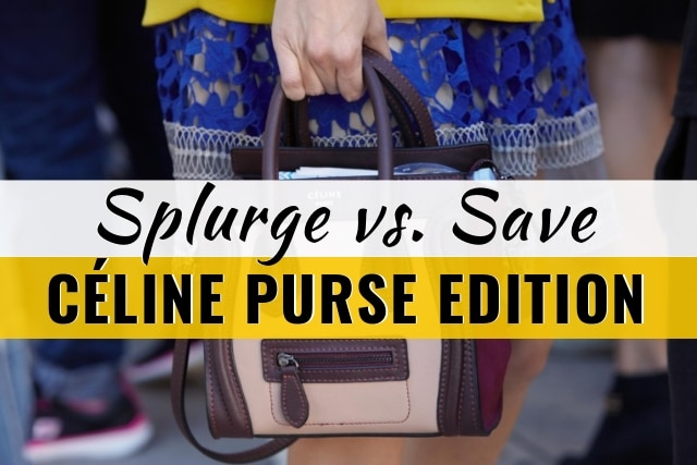A roundup of the best Celine bag dupes that look like real Celine hangbags without the expensive price tag. These designer dupes are amazing alternatives that won't break the bank. Take a look!