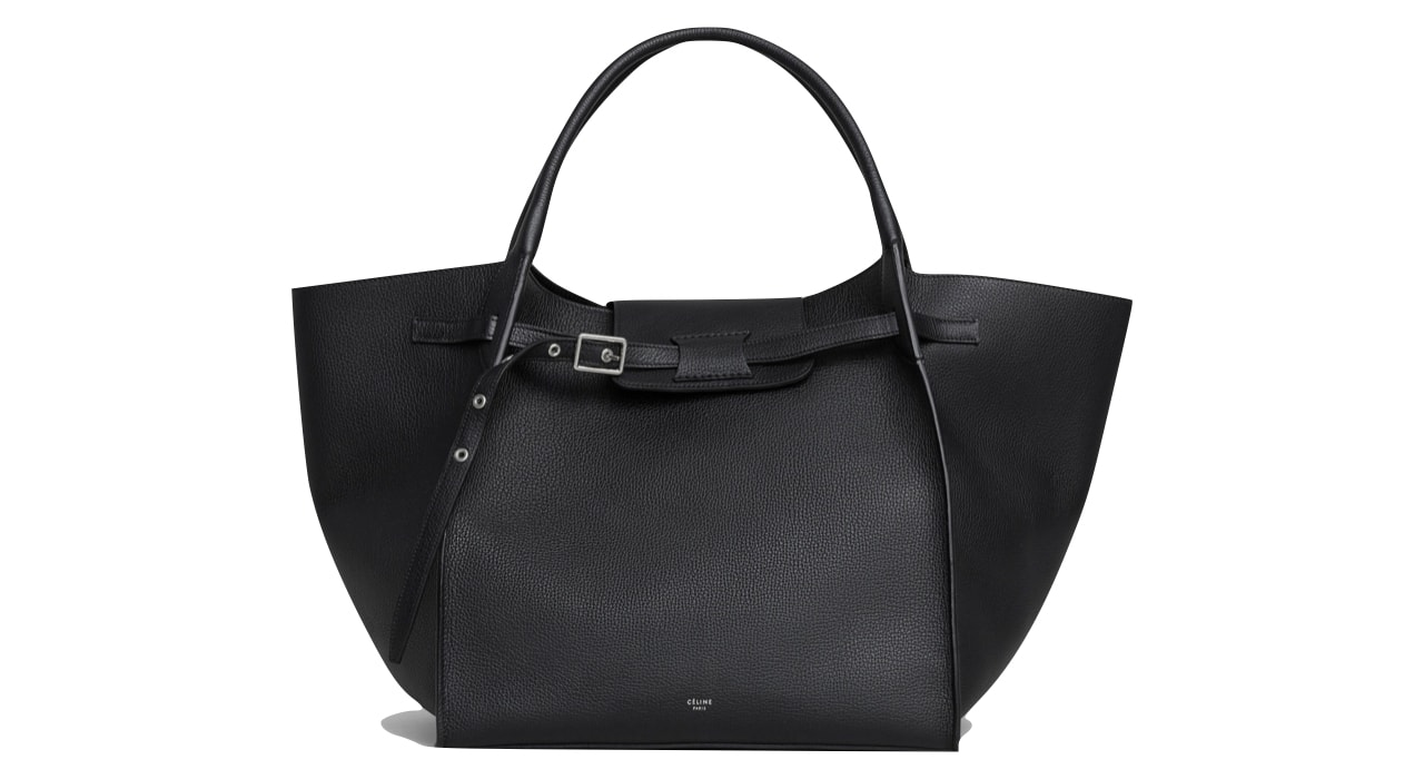 Celine Medium Bag in Black