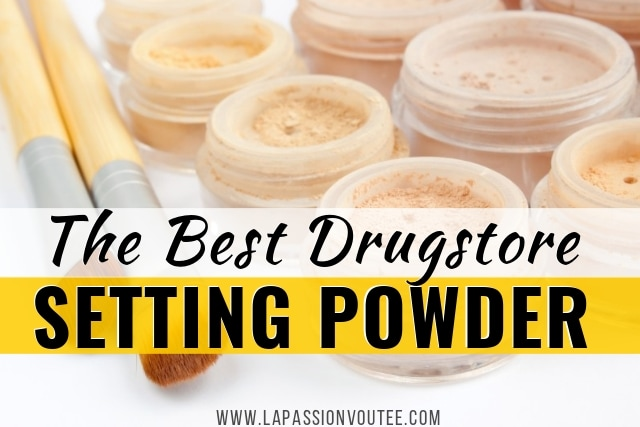 The Absolute Best Drugstore Setting Powders Under $15