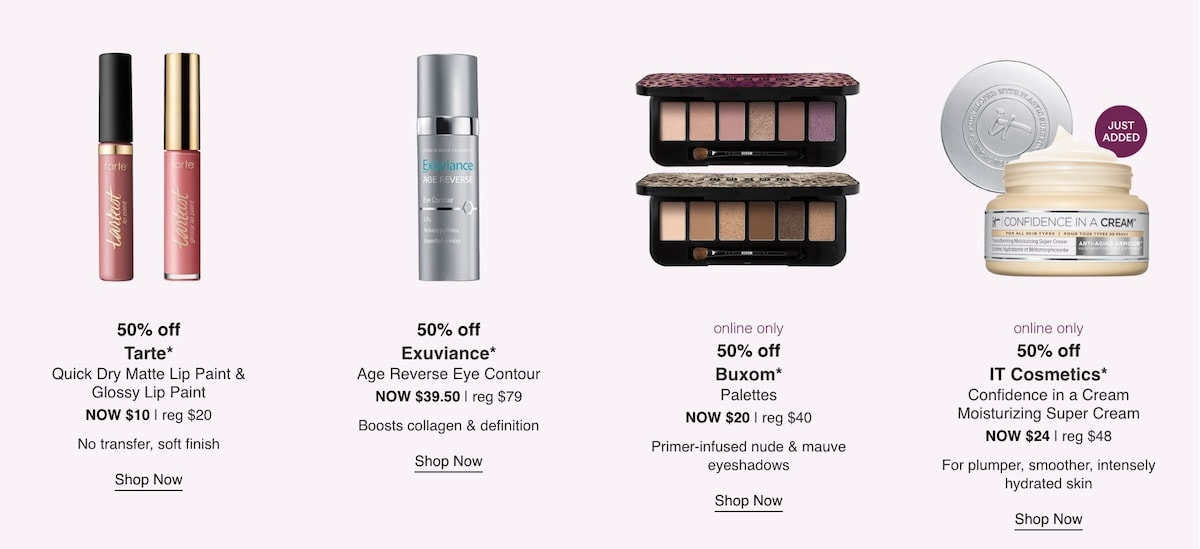 Ulta 2019 Spring Beaty Sale