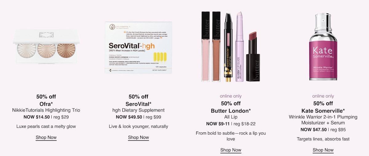Ulta 2019 sale day 10