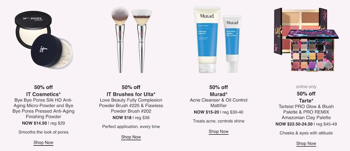 Ulta Beauty 21 Days Sale Day 8
