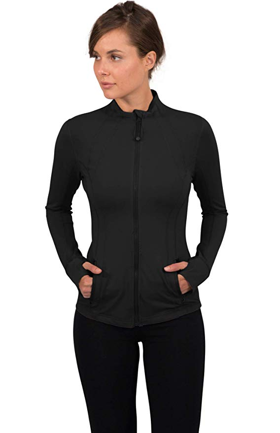 90 Degree By Reflex Jacket - Lululemon dupes on Amazon