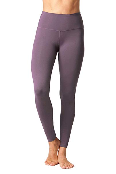 90 Degree by Reflex High Waist Power Flex Tummy Control Leggings - Lululemon dupes