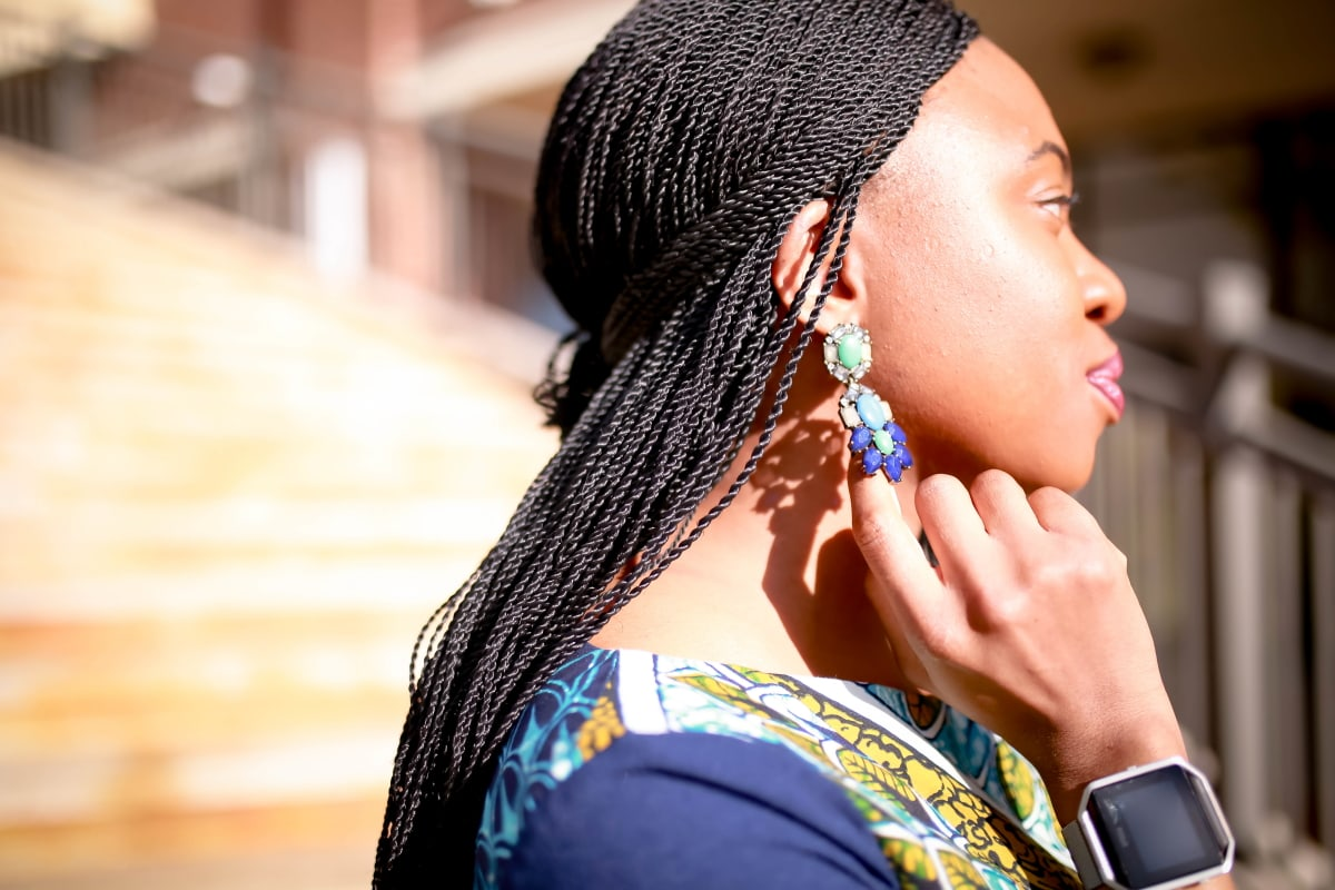 Finally a simple way to rock African braids without being stuck on a chair for hours with your head pulled in multiple directions. Find out where to get the best braid human hair wig for cheap. All about braid ideas, box braids, twist, ghana weaving, and black girl hairstyles.
