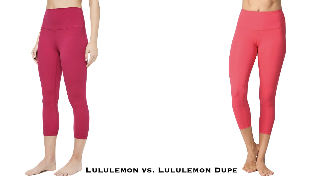Best Lululemon dupes 001