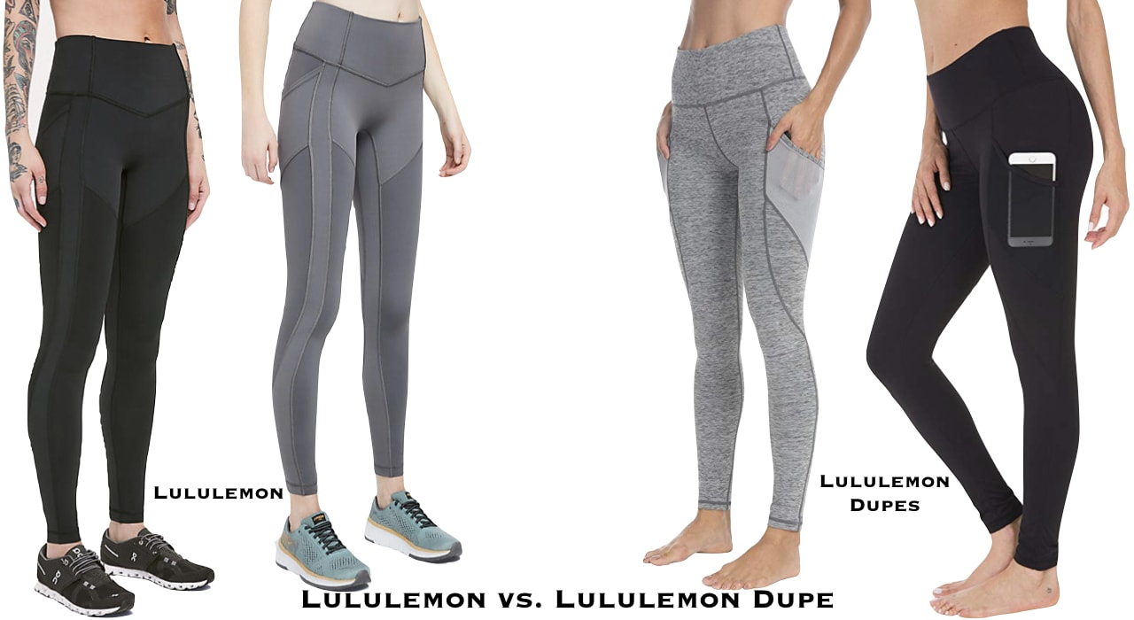 I scoured the internet for you and condensed my Lululemon research into one epic post featuring only the best Lululemon dupes available. Get the scoop! #amazonfashion #athleisure