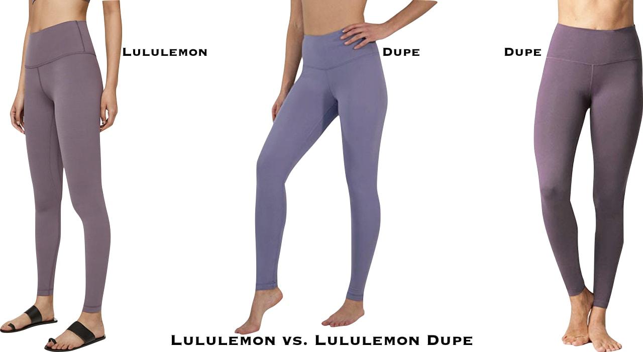 Lululemon Align Pants dupe 001