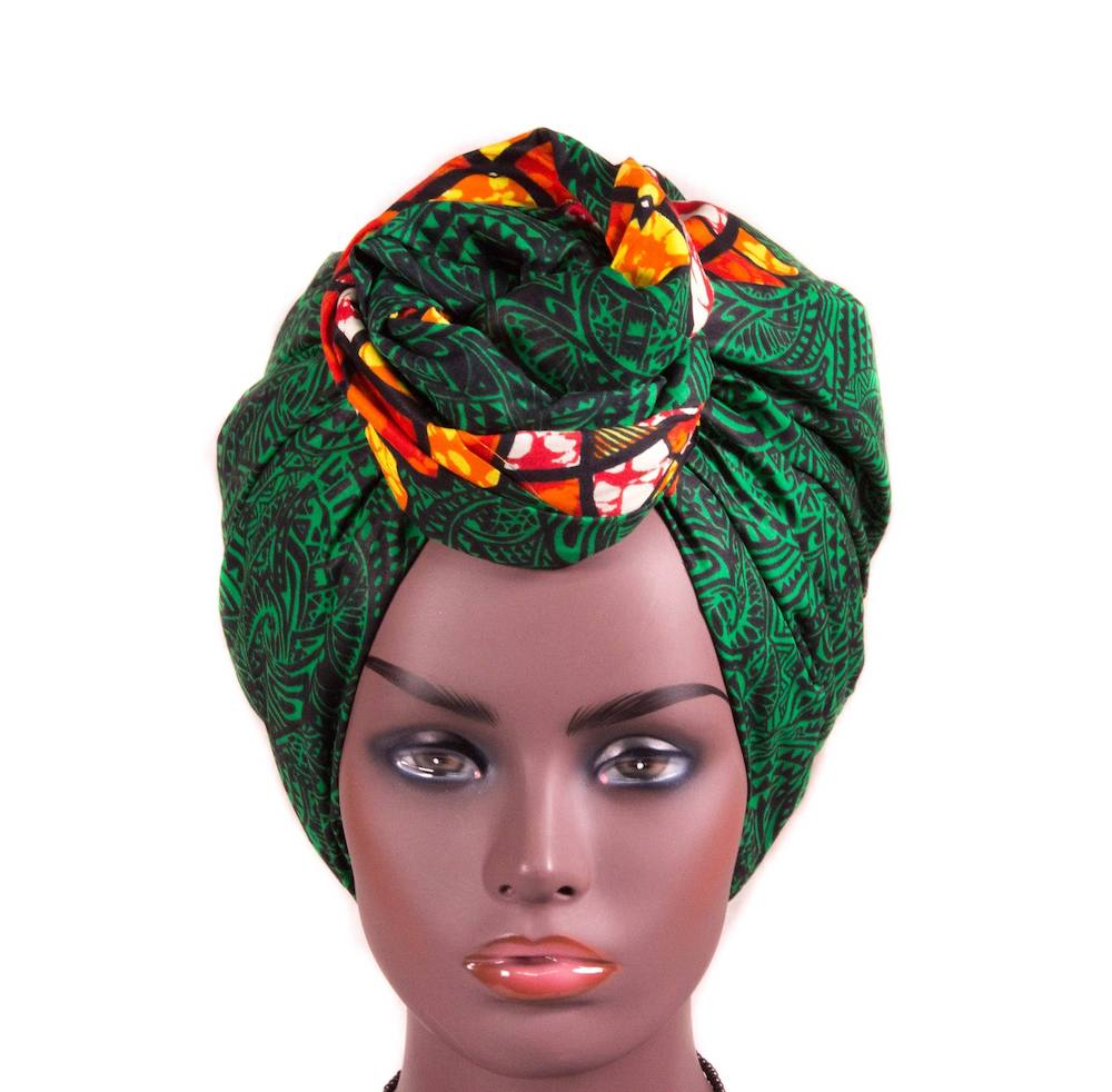 I love African print clothes and could wear them every single day. If you're looking for the best selection of African head wraps, you'll love this post. Plus get details on where to find these pieces. All your favorite styles in one place (+find out where to get them). Click to see all! #african #ankarastyles #turban