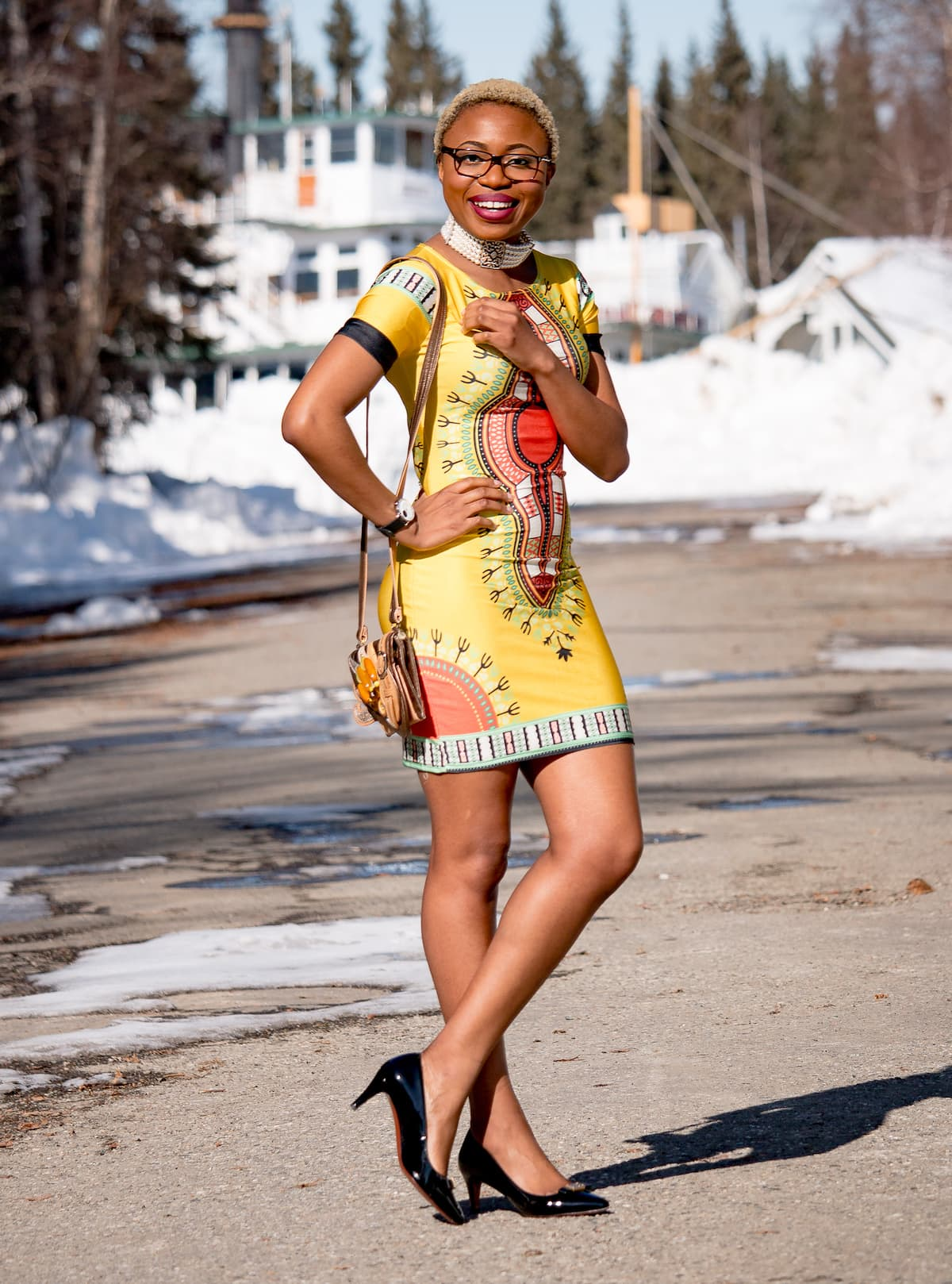 I spent over $200 shopping the best African print clothes on Amazon so you wouldn't. #5 is the best ankara piece from this Amazon haul. Keep reading to discover the best picks from this Amazon haul.