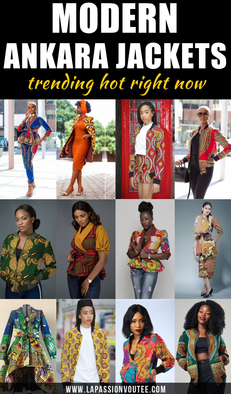 25+ modern ankara jackets you need in your wardrobe. These African print jackets are making waves this season. Keep reading to discover why these jackets, blazers, and wrap tops are a must-have and where to get them for less. This roundup post includes Nigerian Fashion, African Fashion, African print dresses, Dashiki Dress, African clothing, Dashiki, African dress styles and African attire.