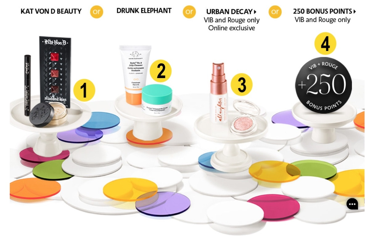 Your ultimate guide to the best Sephora birthday gift of 2019. What free gift to pick and which one to skip!