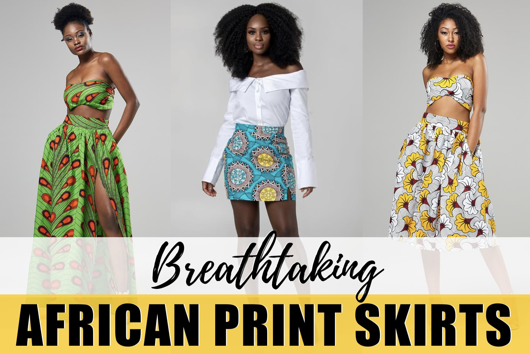 23 Hottest African Print Skirts in 2019 (& Where to Get them)