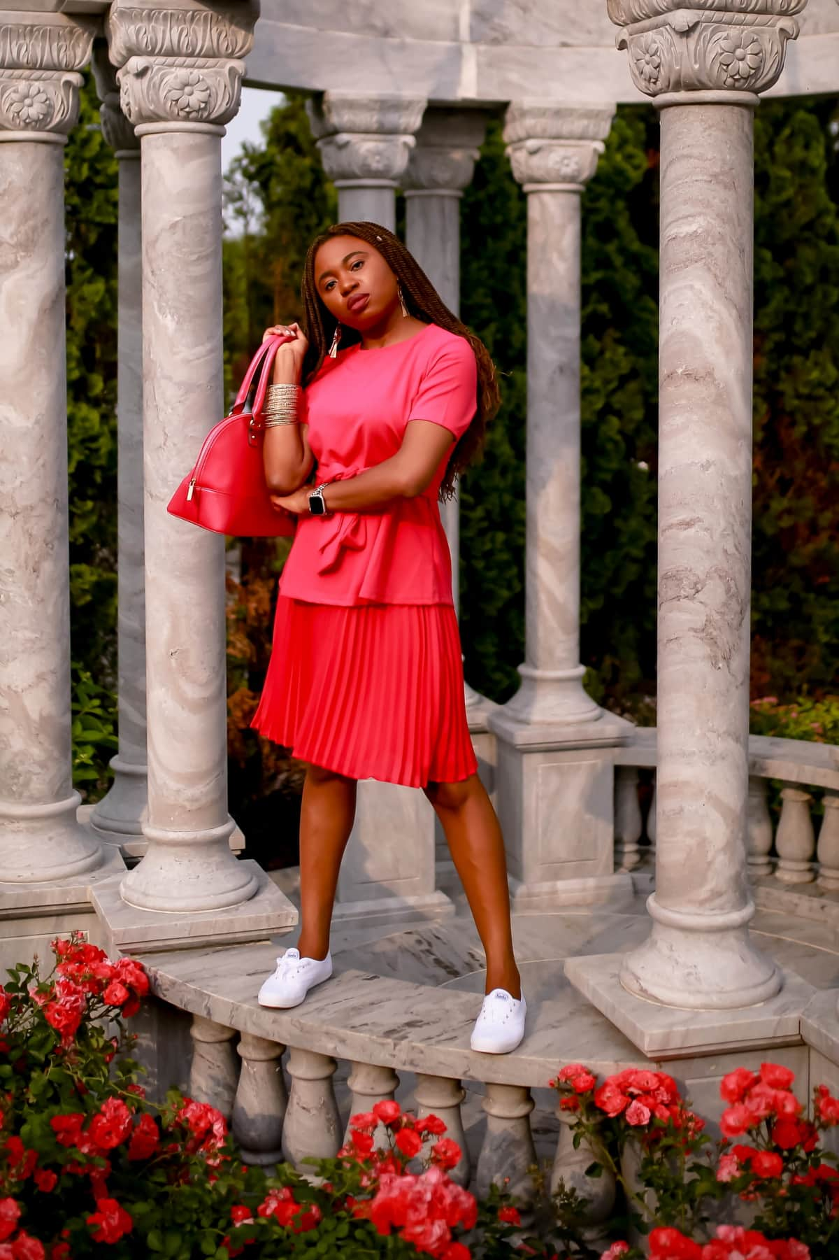 Three simple ways to master the art of color blocking outfits today!