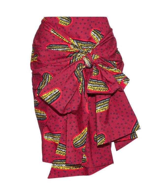 23 Hottest African Print Skirts | Designer Inspired Skirt by African Dress Shop 17