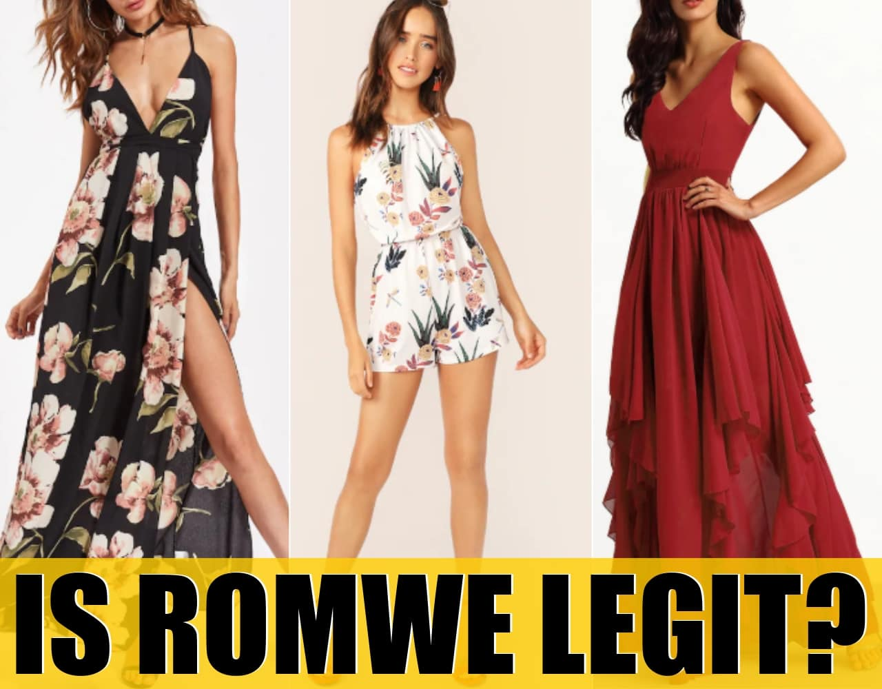 Are those negative Romwe reviews true? Or were they concocted by a bunch of irate customers? Or maybe it's a great store with the cutest and most affordable pieces with horrible customer service? Keep reading to get the scoop about my experience shopping from Romwe.