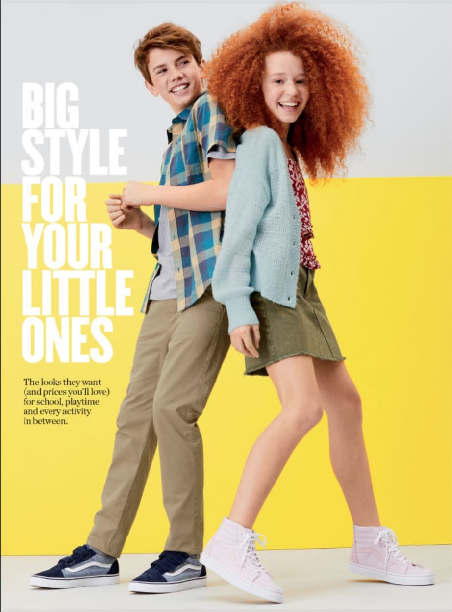 Anniversary Sale Kids Catalog