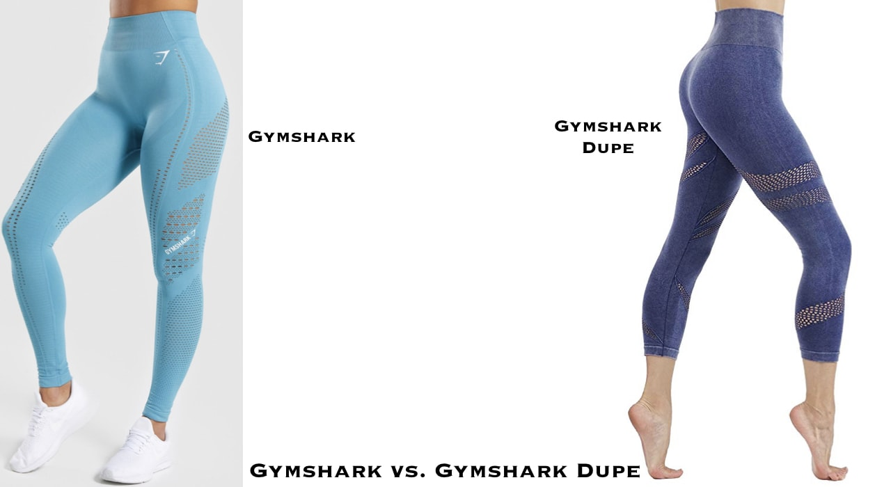 After much research (and shopping), these are the best of the best Gymshark dupes ever including dupes for the Flex leggings, Camo yoga pants, Fit and many more. #fitnesswear #workoutclothes