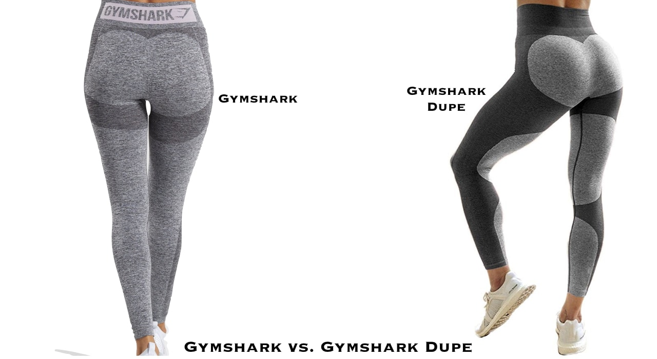 Can't say no to a great designer dupe. Read this post FIRST for the best selection of Gymshark dupes on Amazon. These are so good, they look like the real deal. #gymshark #dupes