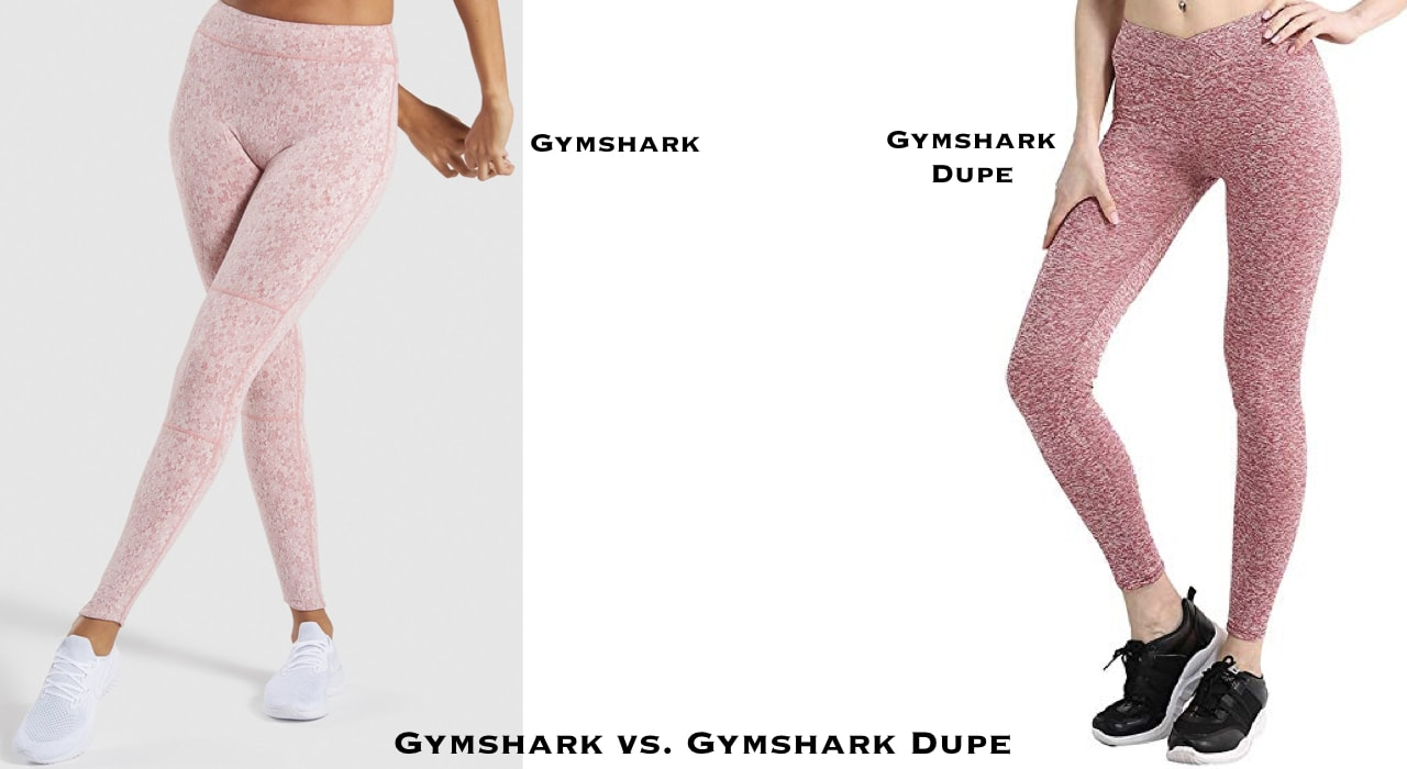 Splurge vs Save on the Best Gymshark Dupes on Amazon