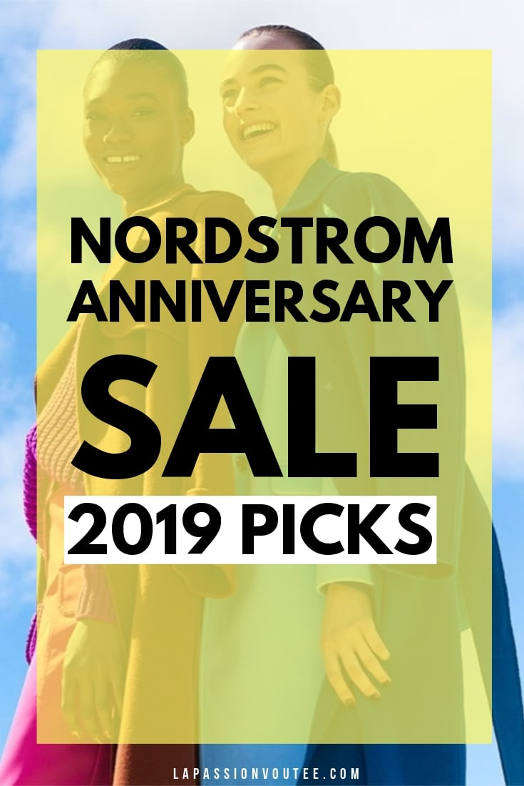 All the details about my Nordstrom Anniversary Sale 2019 picks. Awesome steals on Good American, Barefoot Dreams, Vince, Tory Burch, Claire V., Rebecca Minkoff, Free People Brands and more! I've rounded up the top 10 outfits from the Nordstrom Anniversary Sale catalog with direct links to shop each look. Check out the sale!