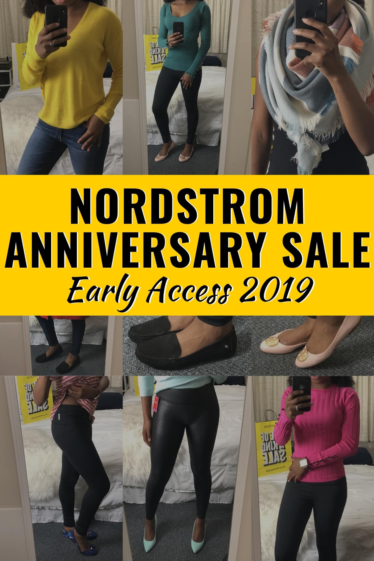 Nordstrom Anniversary Sale 2019 Early Access | Bestsellers and Must-Haves