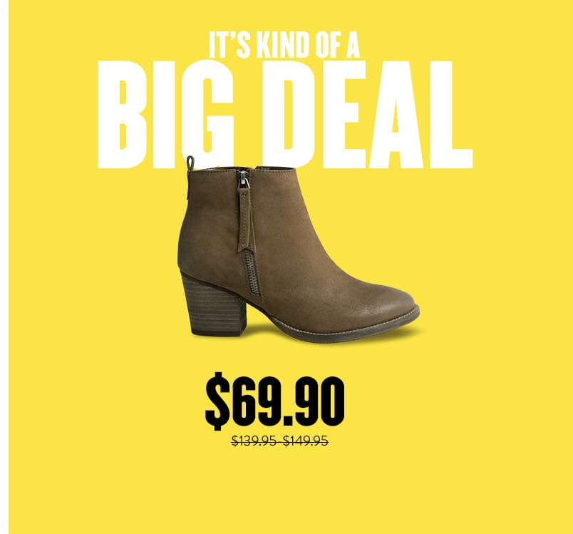 Nordstrom Big Deal Blondo boots