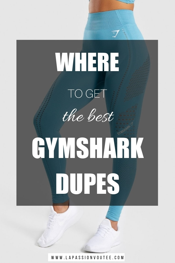 Splurge vs Save on the Best Gymshark Dupes on Amazon. After much research (and shopping), these are the best of the best Gymshark dupes ever including dupes for the Flex leggings, Camo yoga pants, Fit and many more. #gymsharkwomen #lululemon