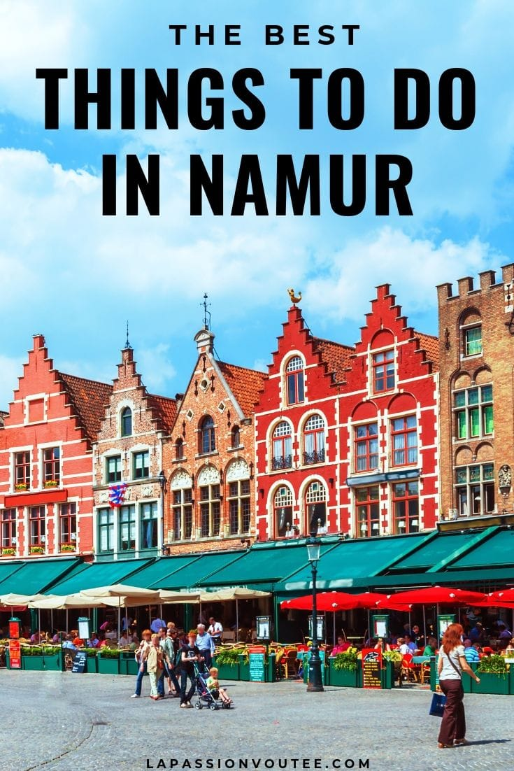 I recently visited Namur, Belgium. Here are 8 free and affordable things to do in Namur. You won't regret your time there!