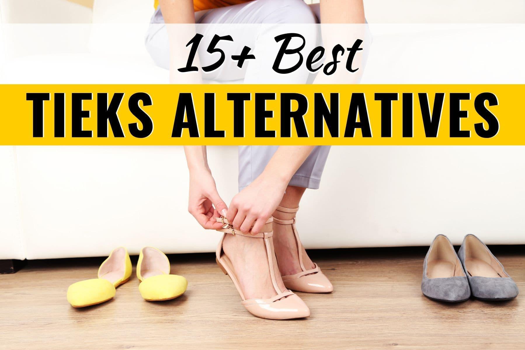 15+ Best Tieks Alternative Ballet Flats
