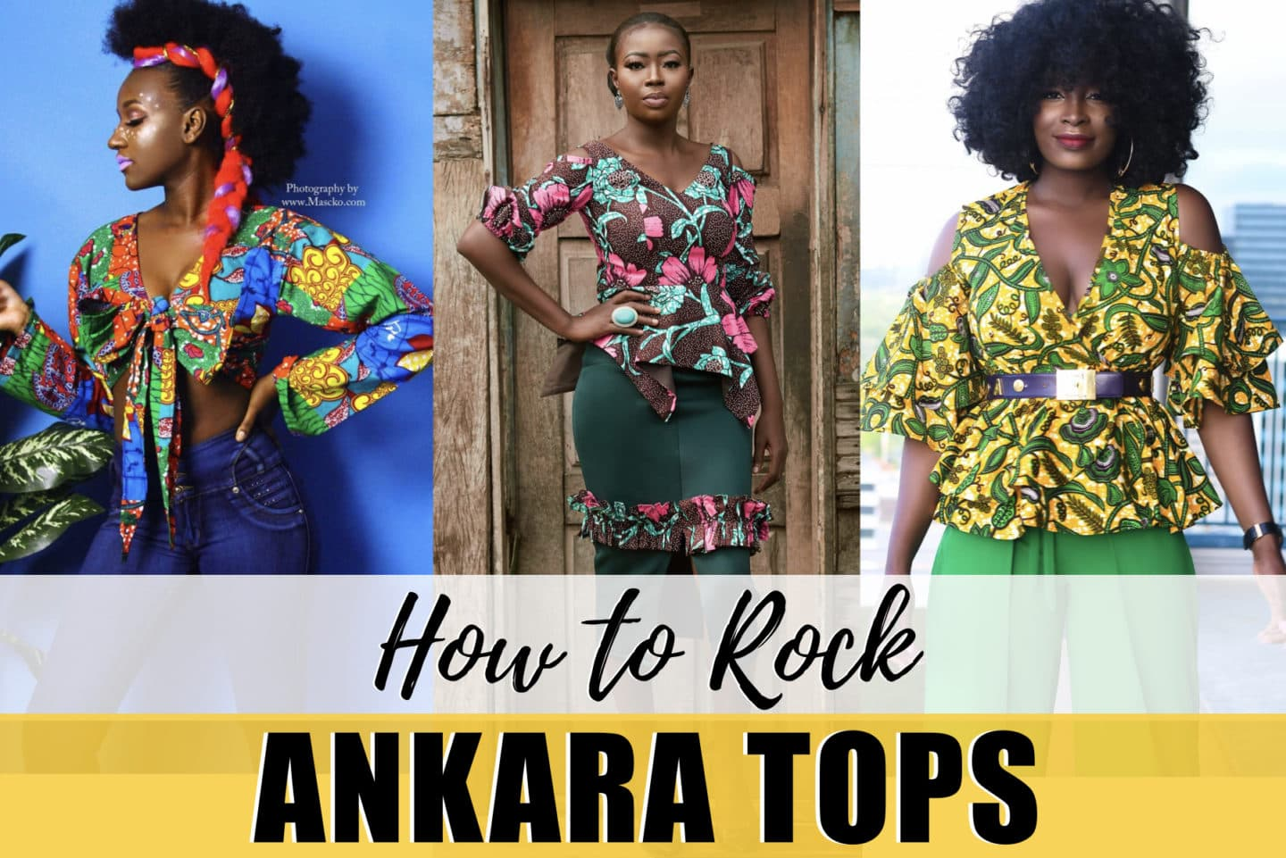 #ankarastyles #ankarafashion The ultimate roundup of the most-wanted African print tops in 2019 plus tips on how to score these ankara tops like peplum tops, crop tops, and more for less to help you get the most out of African print clothes.