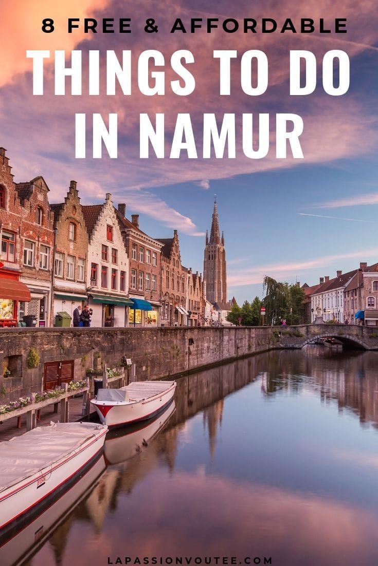 Explore the city of Namur! See the Citadel de Namur, the Musee Africain de Namur, Le Cheval Bayard on La Meuse River and more!