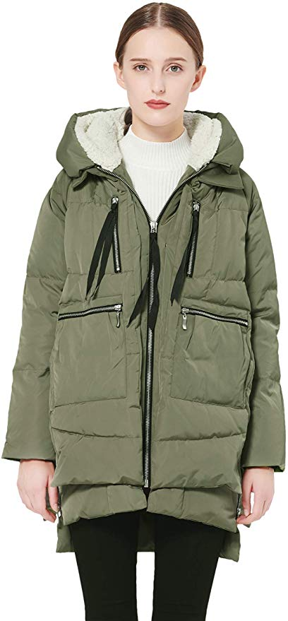 The Orolay Women's Thickened Down Jacket (under $150), a certified parka 90% white duck down with only 10% feathers is Amazon's most wished jacket with an impressive 4-plus star review from over 7,000 customers. Here's what you should know!