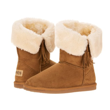 Apres Tassel Boot - #ugglife #winterboots Search no more! Here's an epic list of the best Ugg look alikes. Discover affordable Ugg alternatives that would keep your toes cozy warm at a fraction of the price. #uggboots