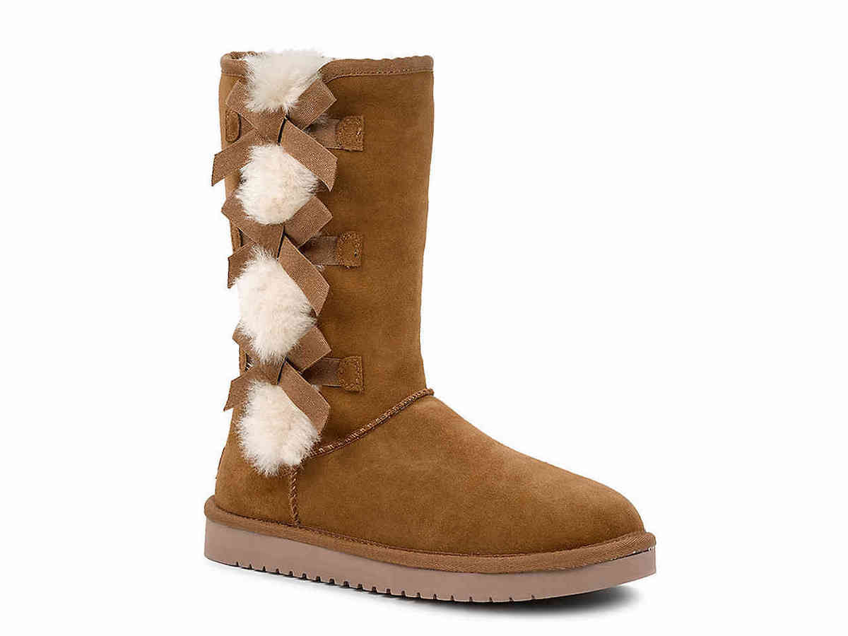 Koolaburra by UGG Victoria Winter Boots - #ugglife #winterboots Search no more! Here's an epic list of the best Ugg look alikes. Discover affordableUgg alternatives that would keep your toes cozy warm at a fraction of the price. #uggboots
