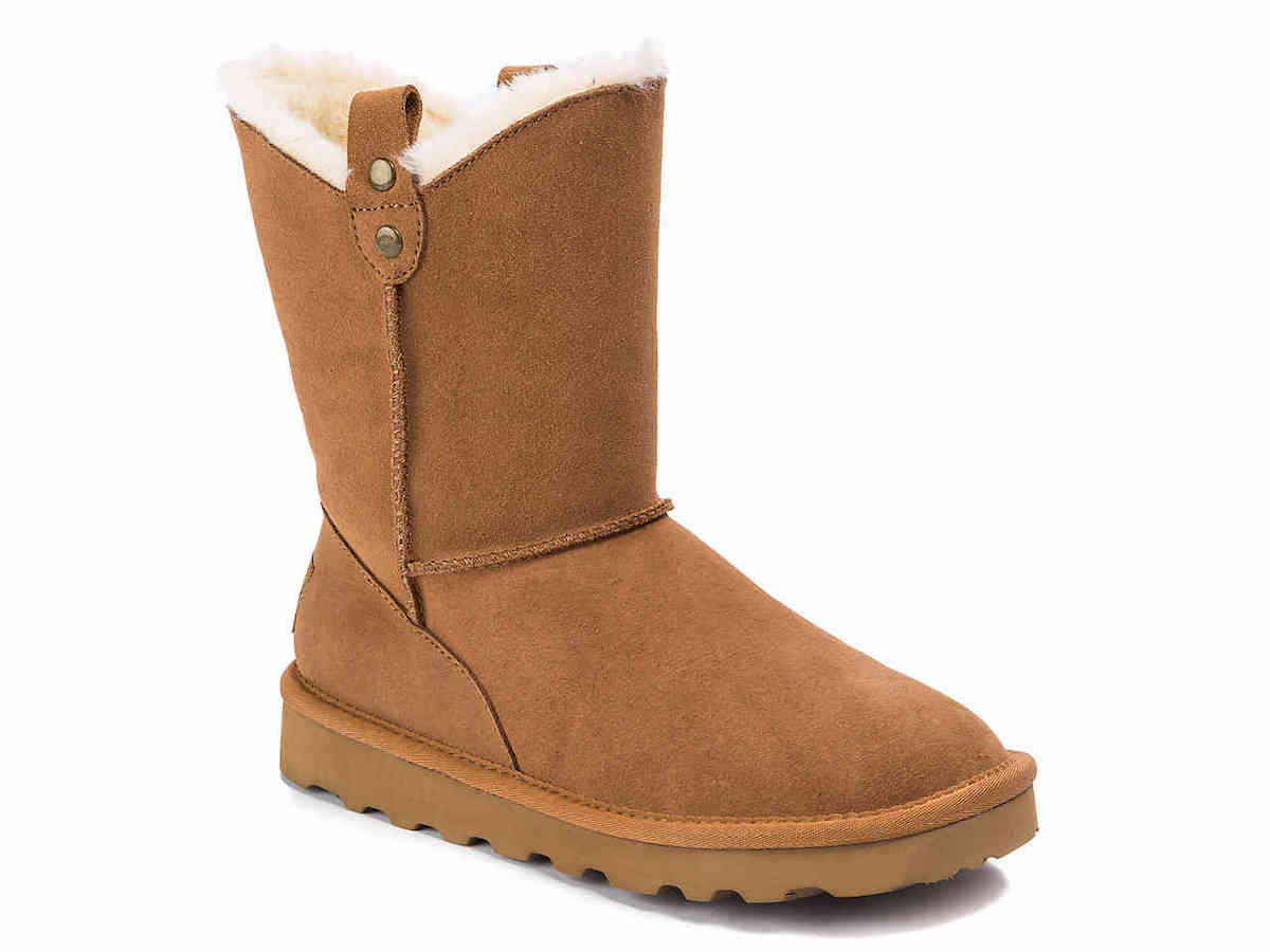 Bare Traps Corina Boots - #wintershoes 17 Best Ugg Look Alikes - Splurge vs Save on Ugg Dupes & Alternatives | What would I do without these boots? These winter boots are they comfy, cozy and fashion plus the price is hard to beat. #uggboots #bearpaw