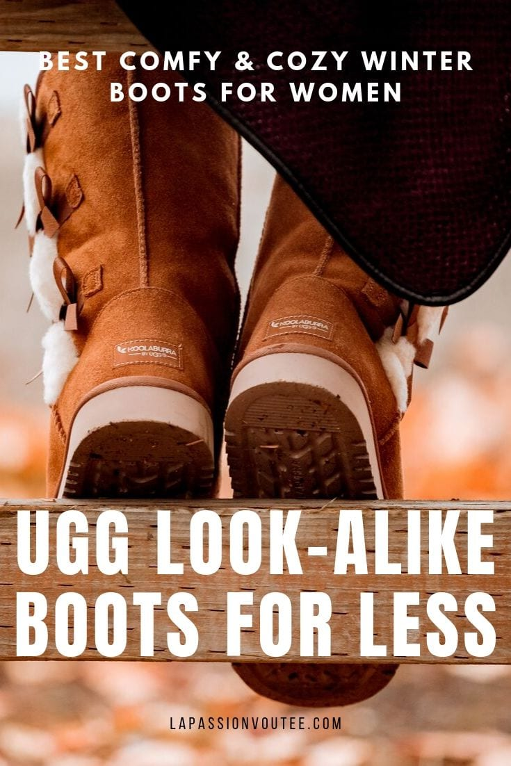 #uggaustralia #uggs Looking for amazing cold weather boots like Uggs without the expensive price tag? This is an epic roundup of the best Ugg look alikes and Ugg alternatives that give classic Ugg boots a run for the money but in price and quality. #winterboots