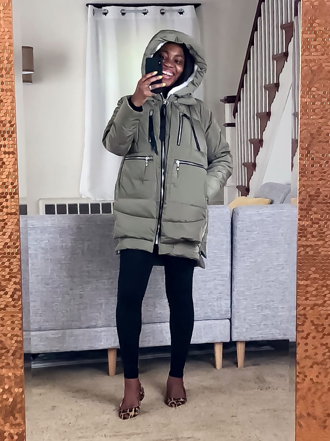 The Orolay Women's Thickened Down Jacket (under $150), a certified parka 90% white duck down with only 10% feathers is Amazon's most wished jacket with an impressive 4-plus star review from over 7,000 customers.