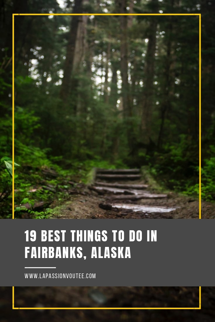 Everything you need to know about the best things to do in Fairbanks, Alaska from visiting Pioneer Park, the best time to see the Midnight Sun, the Northern Lights (aurora borealis), the Museum of the North, Santa Claus House, Running Reindeer Ranch and the best places to stay from Wedgewood Resort to Pike's Landing hotel.