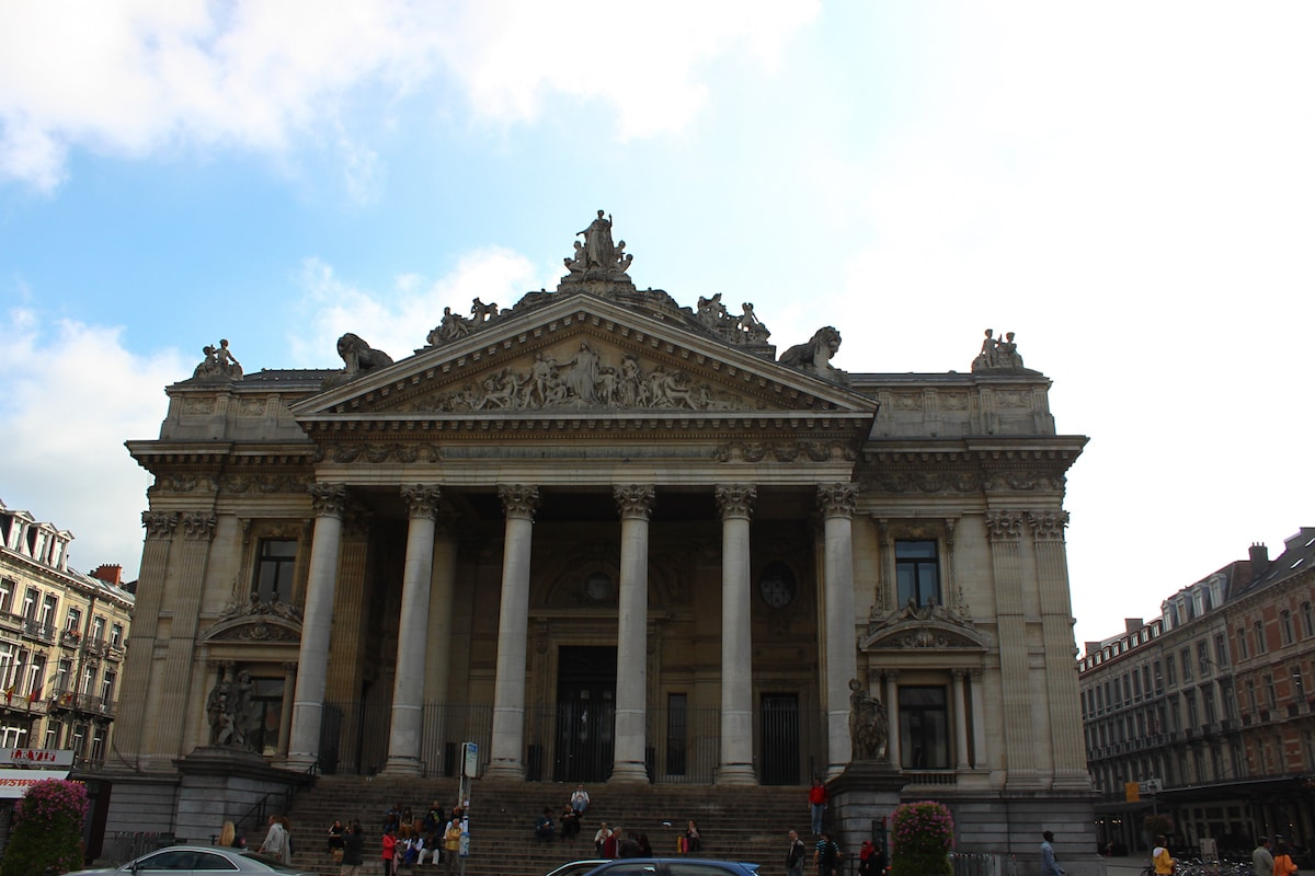The Brussels Stock Exchange