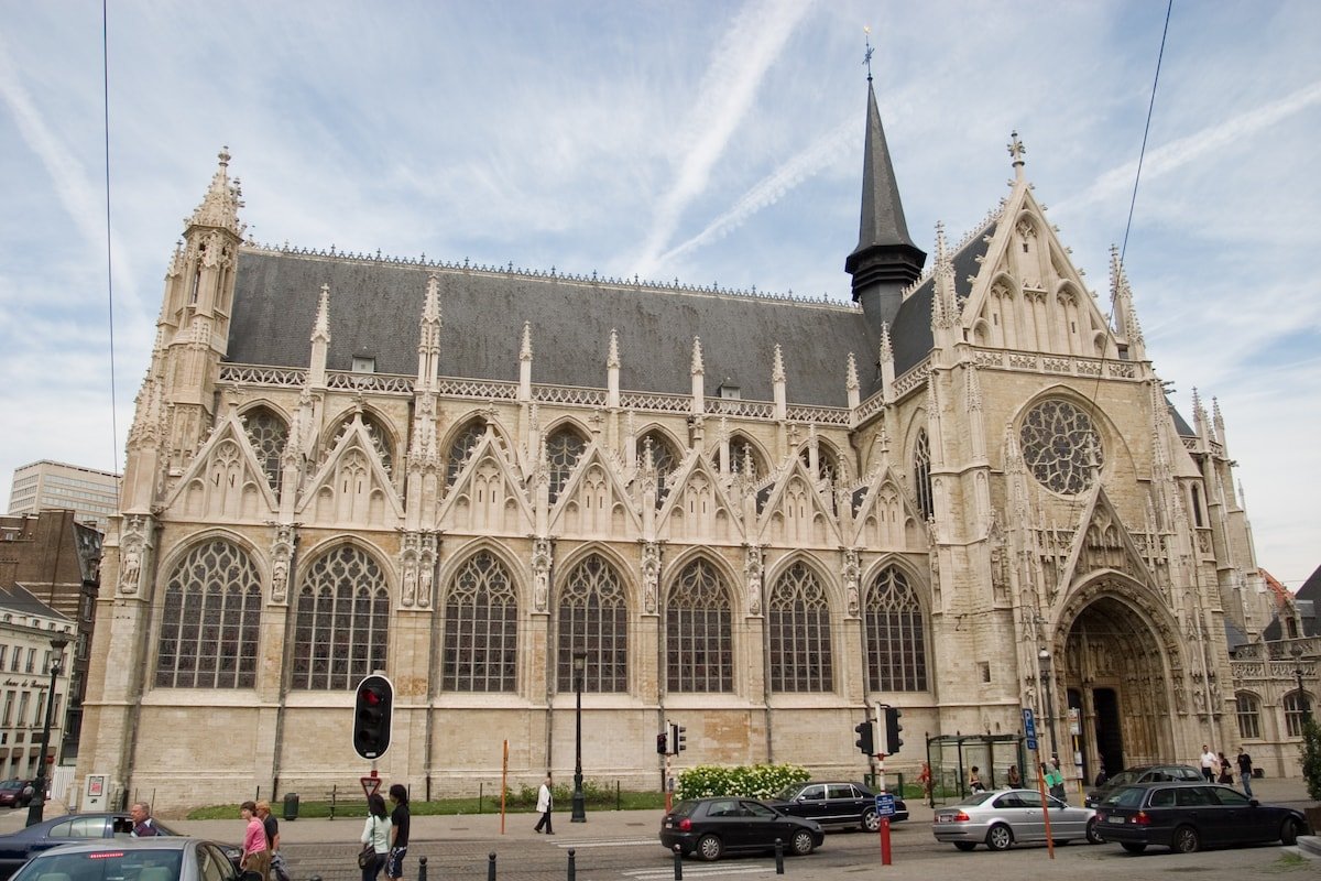 Church of Notre Dame du Sablon