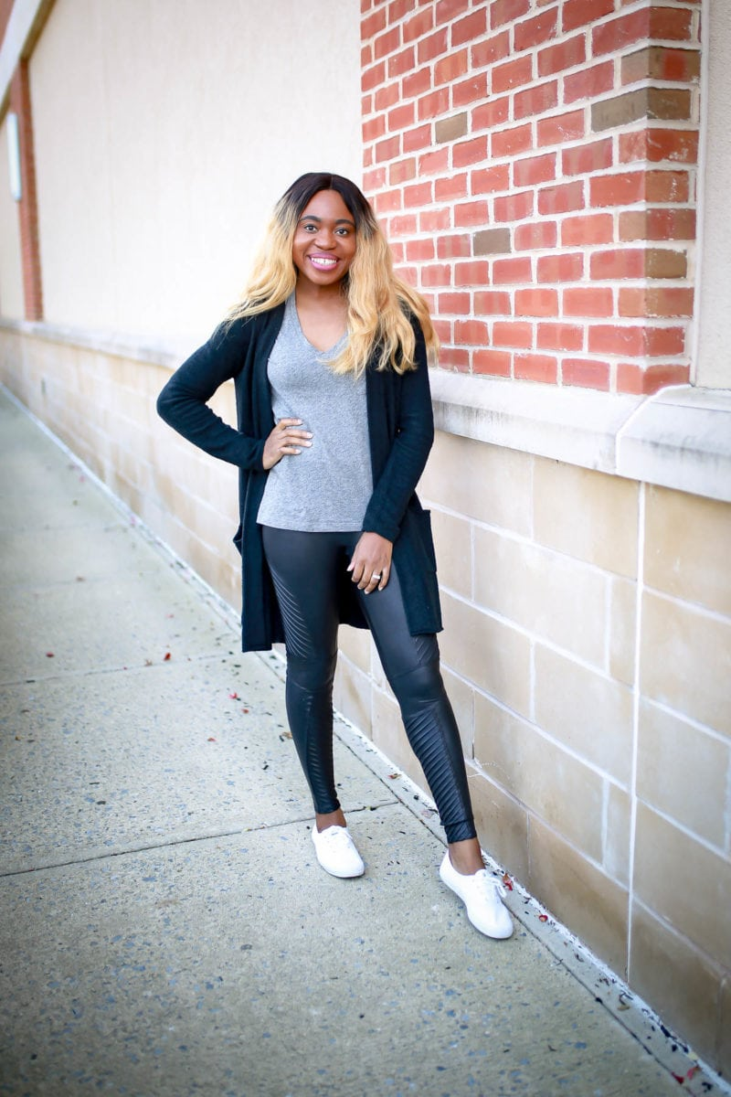 Spanx Faux Leather Leggings Review: Best Nordstrom Faux Leather Leggings?