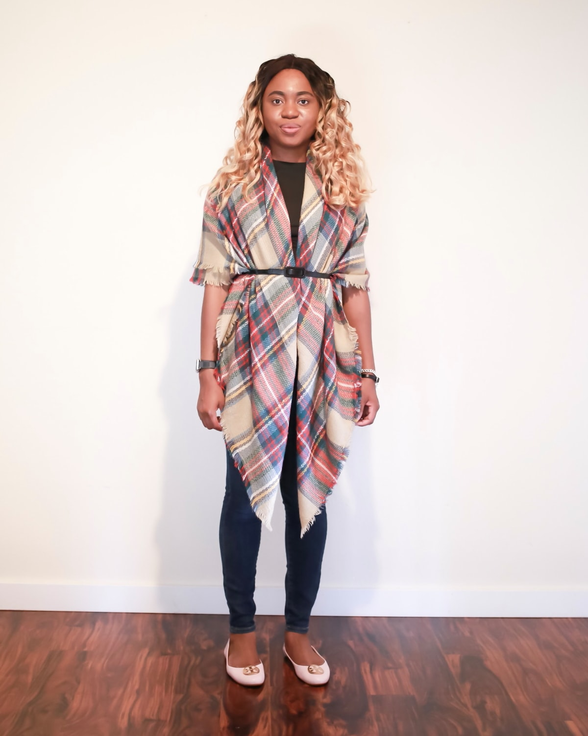 Want to keep warm AND change up your winter style this year? You'll love these 5 easiest ways to style your blanket scarves this season.