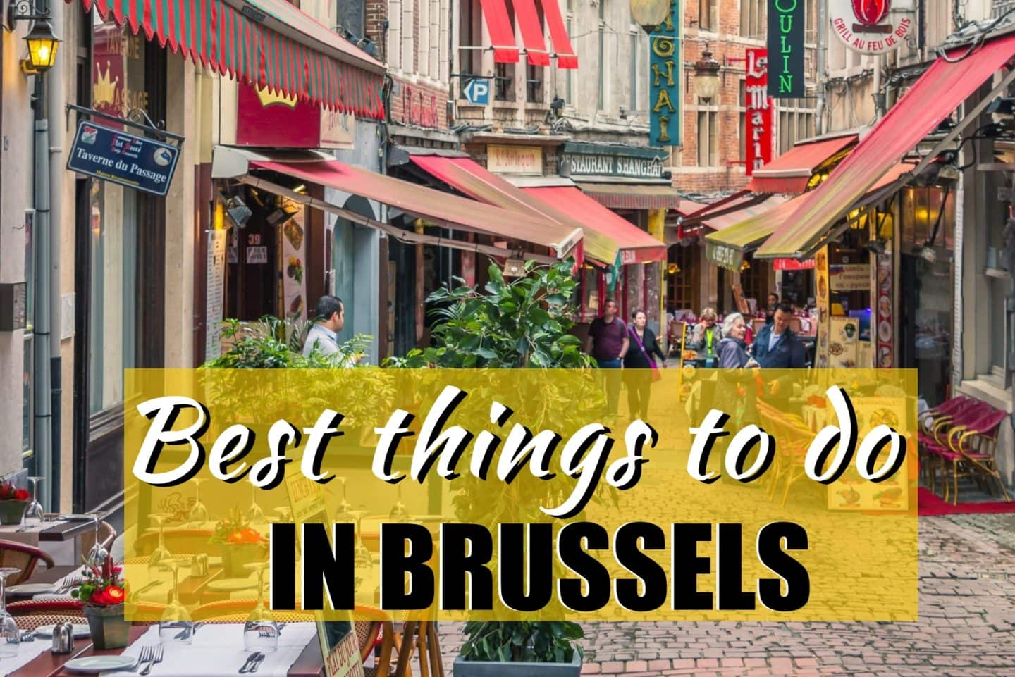 #europetravelguide Your ultimate guide on what to do in Brussels, Belgium on a short trip. Check out the Comic Strip, Atomium, Mini Europe and more. I've rounded up the best things to see and activities to do in Belgium for free or cheap! #europetrip #europetraveltips